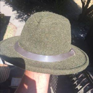 FILSON Army Green Fadora